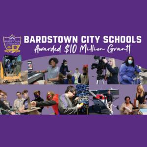 BCS Awarded $10 Million-Grant