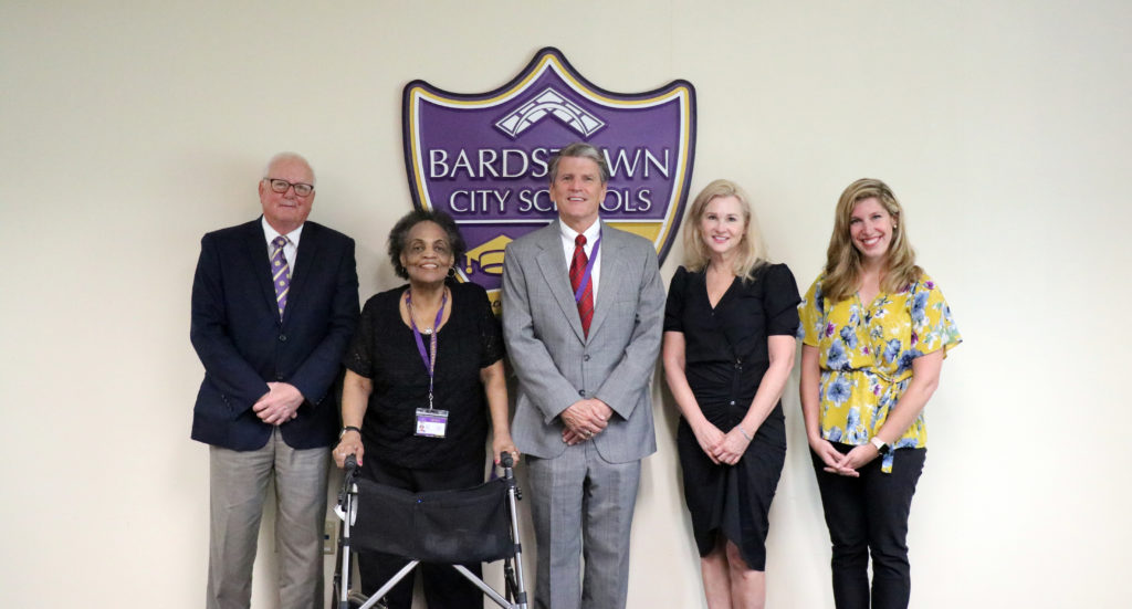 Photo of the Bardstown City Schools Board of Education